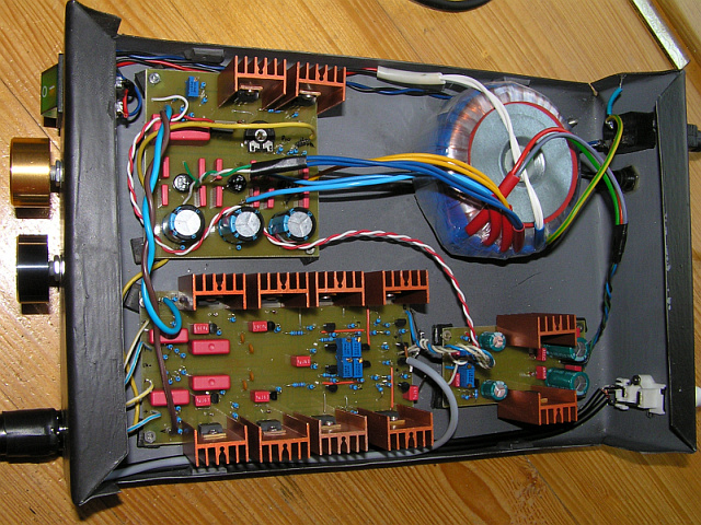Zesilovač Pro Elektrostatick 225 Sluch 225 Tka Stax